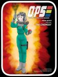 Disney's O:PS 1 of 13: Code Name: THE CHEMIST by RFComics
