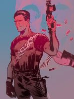 Punisher: Miami Vice by bear65