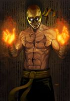 -- Fist of Iron -- by wyv1