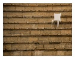 Lonely Chair by hbrodsly