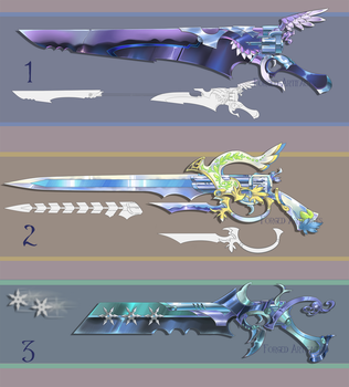 Weapon Adoption 33 CLOSED by Forged-Artifacts