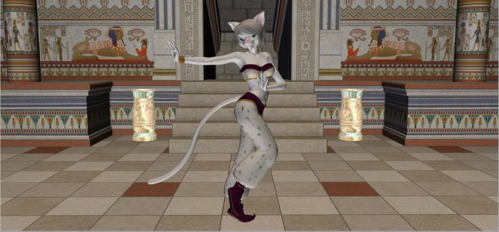 Terrytoons Cat Dancer by HectorNY