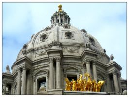 Capitol Dome by RaySark