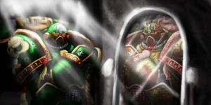 Space marine: Corruption is but a breath away by jimmyjimjimmery