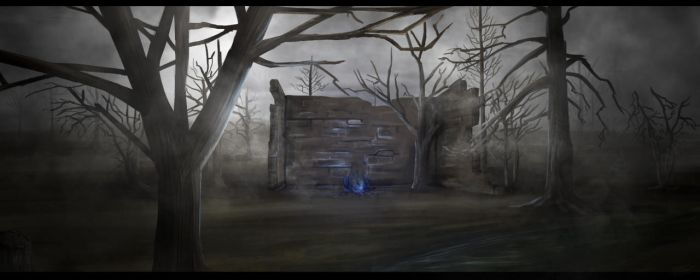 Haunted Forest by Stormwan
