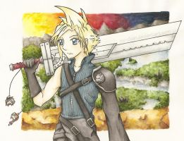 Cloud...Strife by SS-Chan