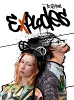 Explodes cover page by Roshla