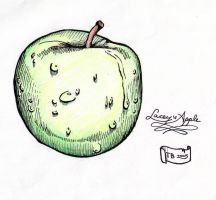 Lacey's Apple by ghettofs