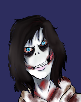 redraw jeff the killer - photo #26