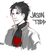 The New Jason Todd by Mikiku