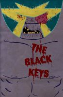 The Black Keys Luchador Redux by theghostboat