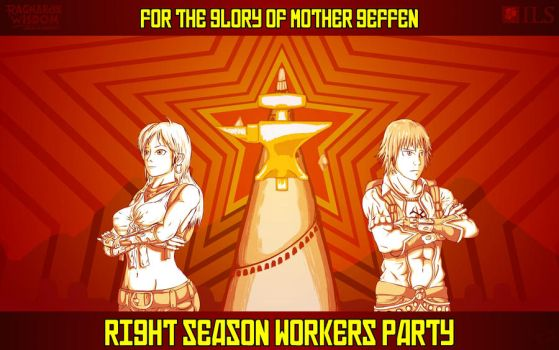 RW - Right Season Workers by trevmun