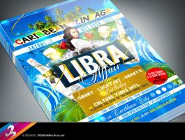 Libra Affair Flyer by AnotherBcreation