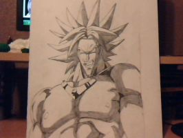 Broly 7 by foxtrot20