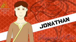 Serpents of Old Cast - Jonathan by BattlePyramid