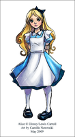 Just Alice by kanmi