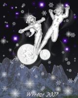 Winter Card, 2007 by lethe-gray