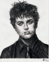 Billie Joe Armstrong by ChloeMorris