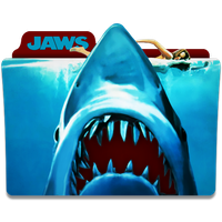 Jaws Folder Icon by mikromike