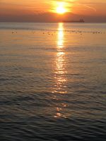 Thessaloniki Sunset by artlilac