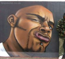 wall in essex uk 2007 by Brave-one