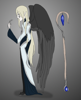 Fallen Angel RP guy character thing by RobotsWithCookies