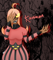 [PH] || Katarina the Gourgeist (Art Trade) by Di-Cape