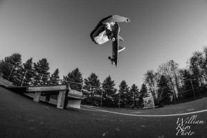 360 flip by Weaselwoop