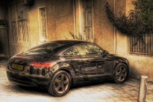 HDR - Audi TT by avrin1