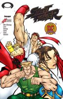 street fighter cover by 585