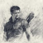 Hawkeye by alicexz