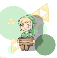 Birthday Link by Ryushiori