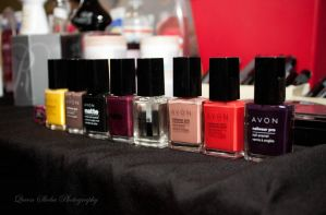 Nail colours by QueenSheba24