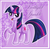 Twilight Sparkle by craig8222