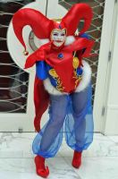Harlequin - Chrono Cross by dust-bunny