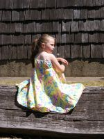 Child Stock - Miss L 52 by shelldevil