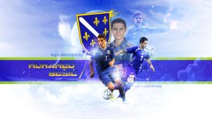 Muhamed Besic wallpaper by makaveliBiH