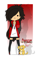 Me Adventure Time style by Cifix