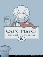 Qu's Marsh - Grand Bistrot [Final Fantasy IX] by Ruwah