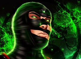 ERMAC [Ink Doodle] by JassyCoCo