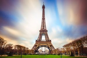 Eiffel Tower / La Tour Eiffel by sican
