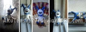 Jack Frost Craft Porcelain by AkuTenshi27