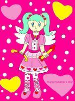 CC CE Candi as Cupid by jlj16