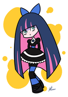 Stocking by Budgies