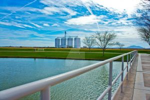 Silos in the Distance by pmjohnst