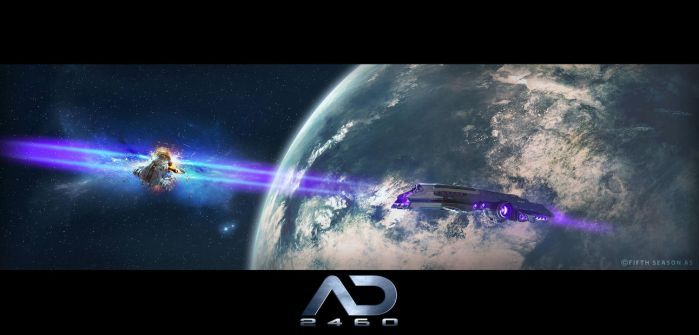 A.D.2460 Preview by Nym182