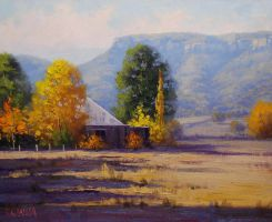 Hartley Valley by artsaus