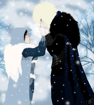 Cold M'love? by tamga