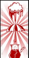 Vector: Red and white... by ayatori-meow
