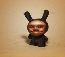 dunny freak custom by JasonJacenko